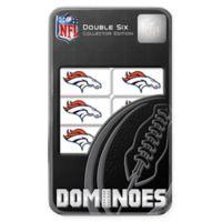 NFL Denver Broncos Dominoes