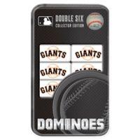 MLB San Francisco Giants Dominoes