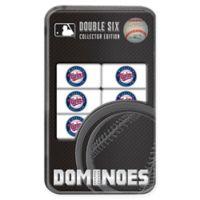 MLB Minnesota Twins Dominoes