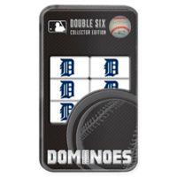 MLB Detroit Tigers Dominoes