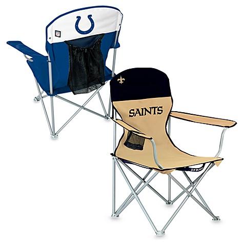 NFL Folding Beach Chair. NFL Folding Beach Chair   Bed Bath   Beyond
