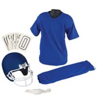 Franklin® Sports Kids' Football Costume in Blue