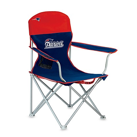 Nfl New England Patriots Folding Beach Chair Bed Bath Beyond