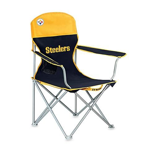 Nfl Pittsburgh Steelers Folding Beach Chair Bed Bath
