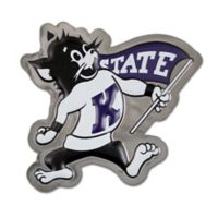 Kansas State University Willie Mascot Wall Art in Purple/Black
