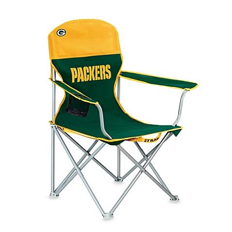 Beau NFL Green Bay Packers Folding Beach Chair