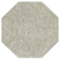 Mohawk Home Foliage 4-Foot Octagon Accent Rug in Sage