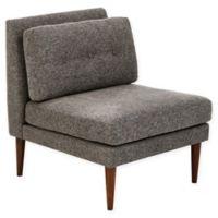 INK+IVY® Auburn Armless Lounge in Grey