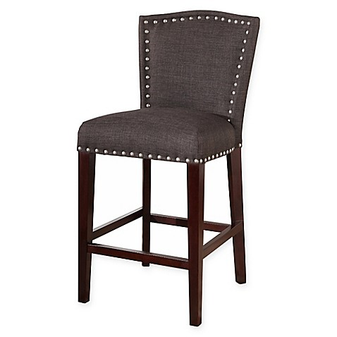 Abbyson Living Addison Counter Stool Bed Bath Amp Beyond