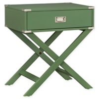 iNSPIRE Q® Callie End Table in Green Meadow