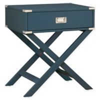 iNSPIRE Q® Callie End Table in Blue Steel