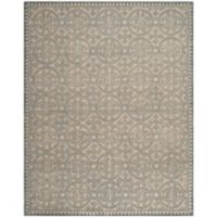 Safavieh Cambridge Lindsey 8-Foot x 10-Foot Area Rug in Dusty Blue/Cement