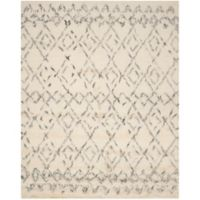 Safavieh Casablanca Phoebe 9' x 12' Area Rug in Ivory/Grey