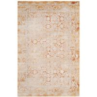 Safavieh Palermo Madrid 4-Foot x 6-Foot Area Rug in Gold