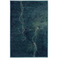 Safavieh Constellation Vintage 2-Foot x 3-Foot Bri Rug in Turquoise/Multi