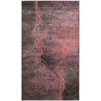 Safavieh Constellation Vintage 3-Foot 3-Inch x 5-Foot 7-Inch Bri Rug in Blush/Multi