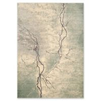 Safavieh Constellation Vintage 5-Foot 3-Inch x 7-Foot 6-Inch Bri Rug in Light Grey/Multi