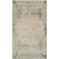 Safavieh Constellation Vintage 2-Foot x 3-Foot Accent Rug in Light Grey