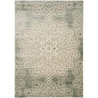 Safavieh Constellation Vintage 8-Foot x 11-Foot 2-Inch Area Rug in Light Grey