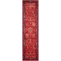 Safavieh Vintage Hamadan 2-Foot 2-Inch x 10-Foot Jasmin Rug in Orange