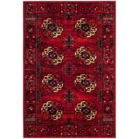 Safavieh Vintage Hamadan 4-Foot x 6-Foot Zara Rug in Red