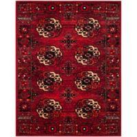 Safavieh Vintage Hamadan 8-Foot x 10-Foot Zara Rug in Red