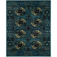 Safavieh Vintage Hamadan 8-Foot x 10-Foot Zara Rug in Blue