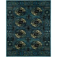 Safavieh Vintage Hamadan 9-Foot x 12-Foot Zara Rug in Blue