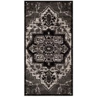 Safavieh Vintage Hamadan 2-Foot 7-Inch x 5-Foot Hamid Rug in Light Grey