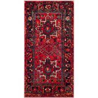 Safavieh Vintage Hamadan 2-Foot 7-Inch x 5-Foot Nala Rug in Red