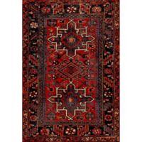 Safavieh Vintage Hamadan 6-Foot 7-Inch x 9-Foot Nala Rug in Red