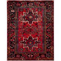 Safavieh Vintage Hamadan 9-Foot x 12-Foot Nala Rug in Red