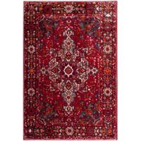 Safavieh Vintage Hamadan 2-Foot 7-Inch x 5-Foot Amir Rug in Red