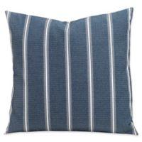 SIScovers® Revolution Plus Everlast Hamilton 16-Inch Square Throw Pillow in Blue/White