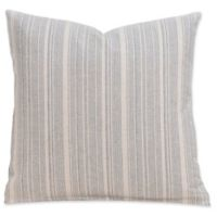 SIScovers® Cottage 20-Inch Square Throw Pillow in Beige/Grey