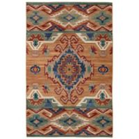 Mohawk Home Roswell 5-Foot 3-Inch x 7-Foot 10-Inch Area Rug in Marigold
