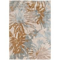 Mohawk Home Destinations Destin 5-Foot 3-Inch x 7-Foot 10-Inch Area Rug in Oyster