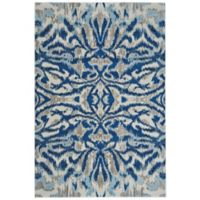 Feizy Manfred 2-Foot 2-Inch x 4-Foot Accent Rug in Blue