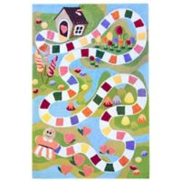 Liora Manne Fun & Sweets 3-Foot 6-Inch x 5-Foot 6-Inch Indoor/Outdoor Area Rug