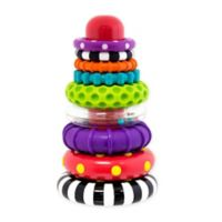 Sassy Stack of Circles Stem Toy