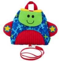 Stephen Joseph® Airplane Little Buddy Bag with Safety Harness