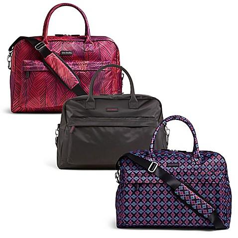 Vera bradleyr perfect companion travel bag bed bath beyond for Vera bradley bathroom bag