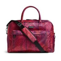 Vera Bradley® Perfect Companion Travel Bag in Banana Leaves Print
