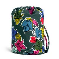 Vera Bradley® Iconic Ditty Bag in Falling Flowers