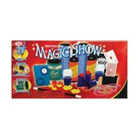 Cadaco 100 Trick Magic Show Set with DVD