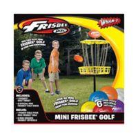 Whamo-O® Mini Frisbee® Golf Set