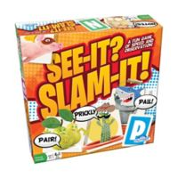 Outset Media® See-It? Slam-It! Game