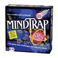 Outset Media® 20th Anniversary Edition MindTrap Game