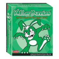 Playroom Entertainment Killer Bunnies and the Quest for the Magic Carrot: Booster Deck in Green