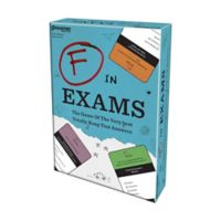 Pressman® F In Exams Game
